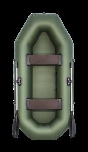 Лодка ПВХ Аква-Оптима 260 надувная гребная