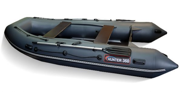 Фото лодки Хантер 360
