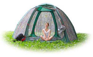 Летняя палатка-шатер «Лотос Опен Эйр»